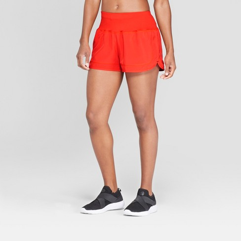 Women's Premium Running High-Waisted Shorts - C9 Champion® - image 1 of 3