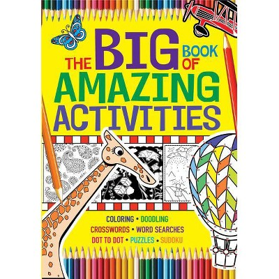 Big Book of Amazing Activities (Paperback)