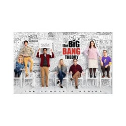 The Big Bang Theory: The Complete Series (Limited Edition) (Blu-ray + Digital)