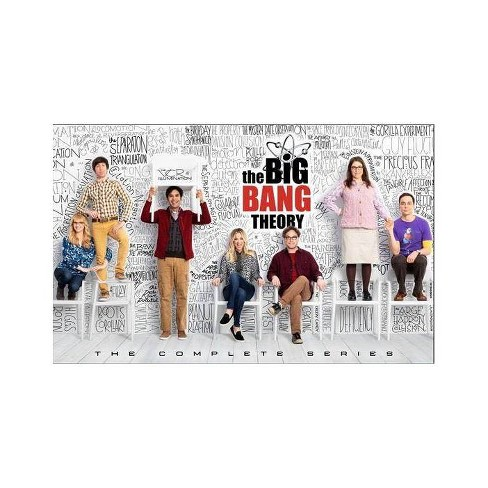 The Big Bang Theory: The Complete Series (Limited Edition) (Blu-ray + Digital) - image 1 of 1