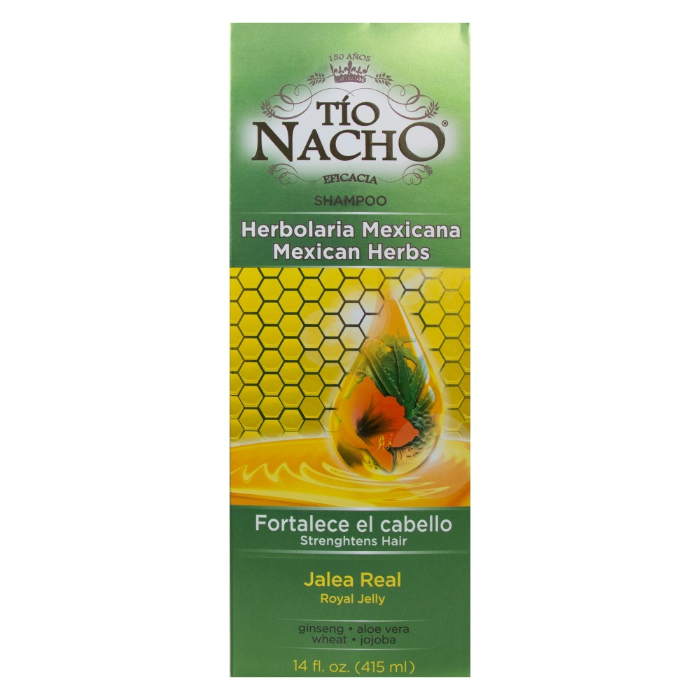 Image of Tio Nacho Mexican Herbs Strengthening Shampoo - 14 fl oz