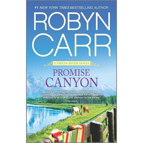 Promise Canyon ( Virgin River) (Reprint) (Paperback) by Robyn Carr - image 1 of 1