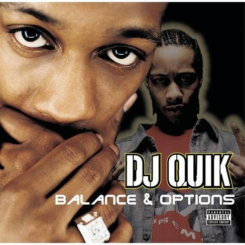 DJ Quik - Balance and Opt (D) (EXPLICIT LYRICS) (CD) - image 1 of 1