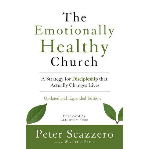 The Emotionally Healthy Church - by  Peter Scazzero (Hardcover) - image 1 of 1