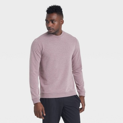 Men's Soft Gym Crewneck Sweatshirt - All in Motion™