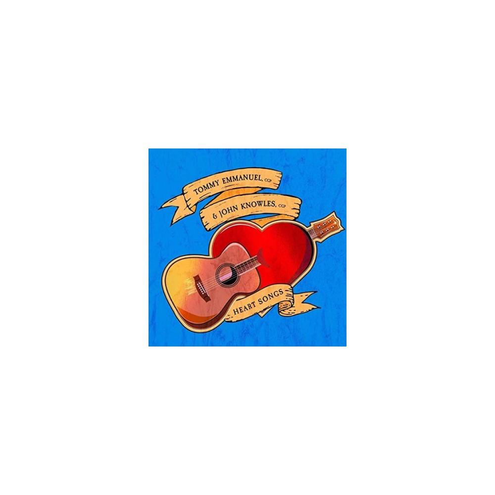 Tommy Emmanuel - Heart Songs (CD)