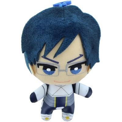 Banpresto My Hero Academia 6.5 Inch Character Plush | Tenya Iida
