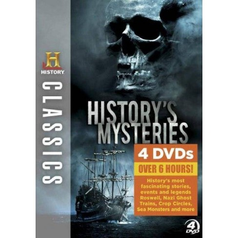 History Classics: History's Mysteries (DVD) - image 1 of 1