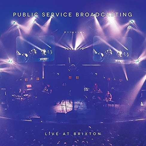 Public Service Broad - Live At Brixton (Vinyl) - image 1 of 1