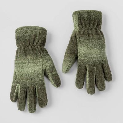 Boys' Ombre Gloves - Cat & Jack™ Green