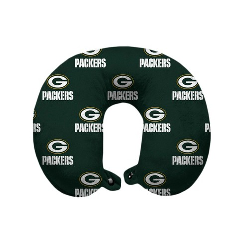 NFL Green Bay Packers Travel Pillow - image 1 of 1