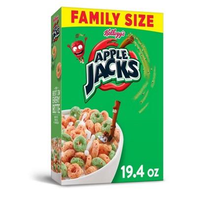 Apple Jack's Breakfast Cereal - 19.4oz - Kellogg's