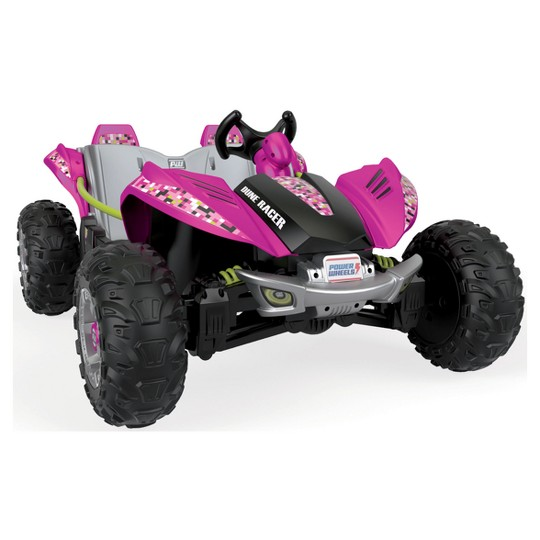 Power Wheels Dune Racer - Pink image number null