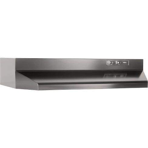 """Broan F4036 160 - 190 CFM 36"""" Wide  Wide Steel Under Cabinet Range Hood - image 1 of 1"""