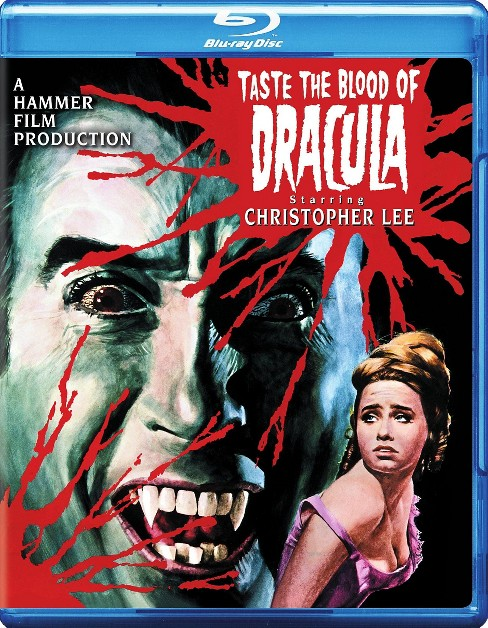 Taste the blood of dracula (Blu-ray) - image 1 of 1