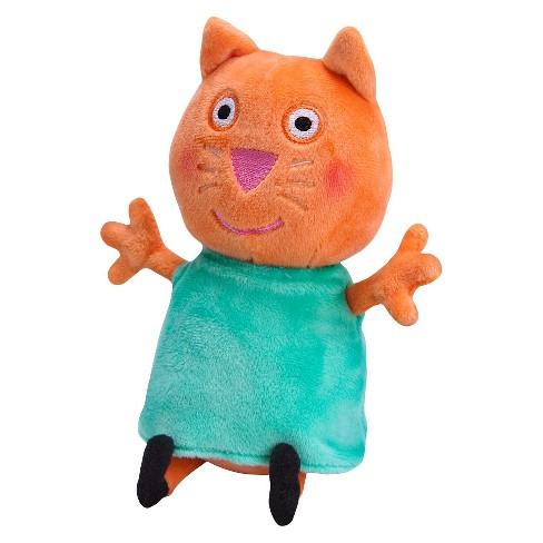 Peppa Pig Plush with Sounds - Candy Cat - image 1 of 1