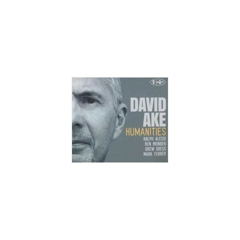 David Ake - Humanities (CD)