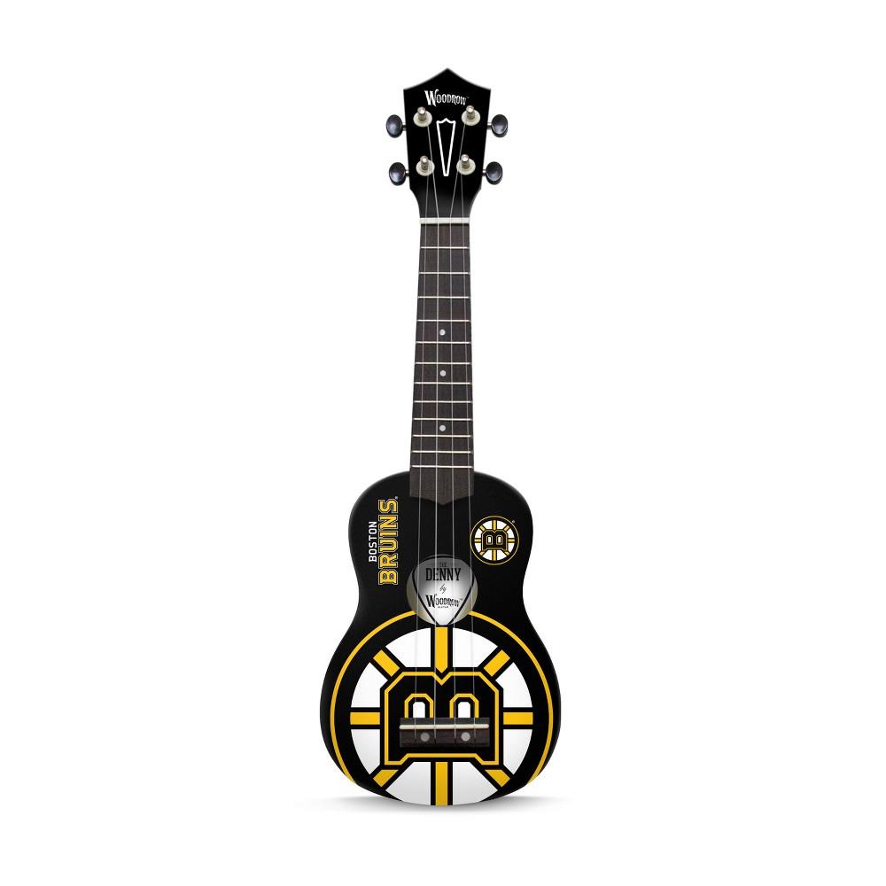 Boston Bruins Ukulele, Folk String Instruments Boston Bruins Ukulele, Folk String Instruments