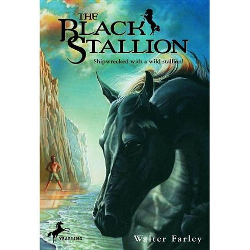 The Black Stallion - (Black Stallion (Library)) by  Walter Farley (Hardcover) - image 1 of 1