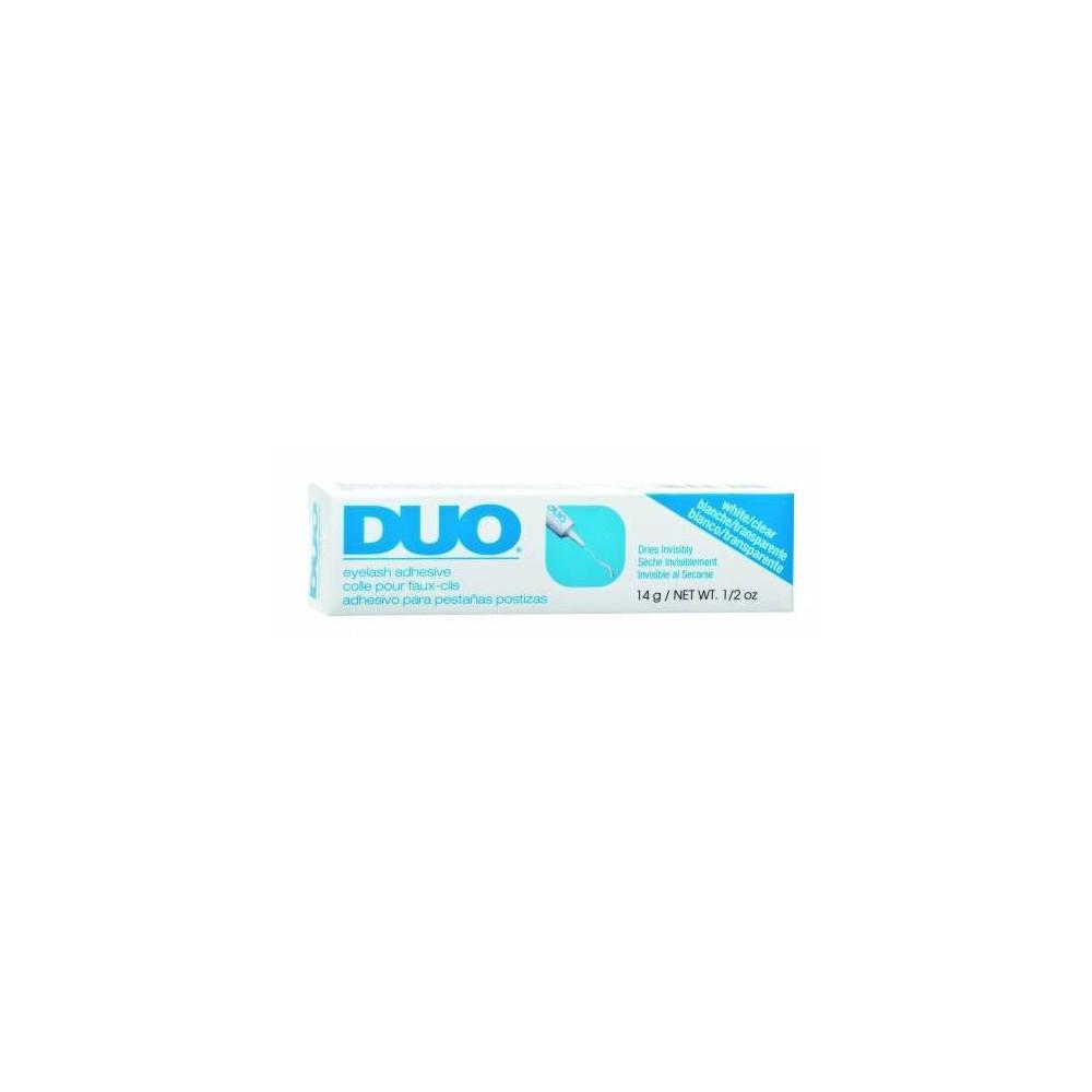 Image of Duo Adhesive Eyelashes Clear - 0.5oz