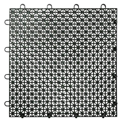 """12""""x12"""" Armadillo Floor Tile 9 Pack - Master Mark Plastics - image 1 of 1"""