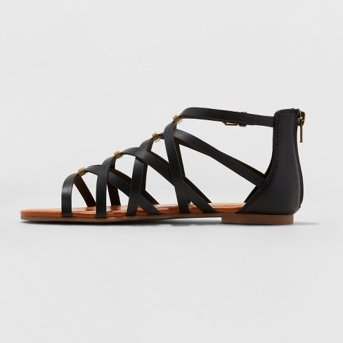 5ca4df3d454 Women s Kerri Gladiator Sandals - Universal Thread™   Target