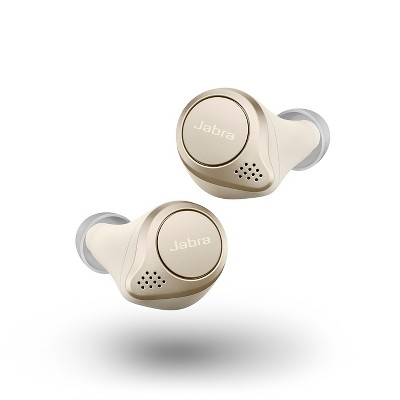 Jabra Elite 75t - Gold Beige (Certified Refurbished)