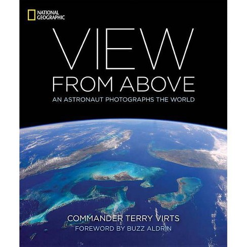 View from Above - by  Terry Virts (Hardcover) - image 1 of 1