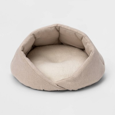 Wrap Cuddler Bed for Cat/Dog - S - Boots & Barkley™