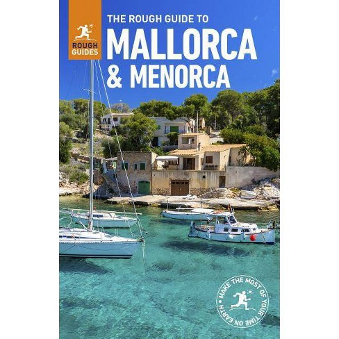 The Rough Guide to Mallorca & Menorca (Travel Guide with Free Ebook) - (Rough Guides) 8 Edition - image 1 of 1