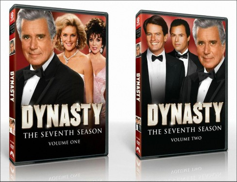 Dynasty:Season 7 (DVD) - image 1 of 1