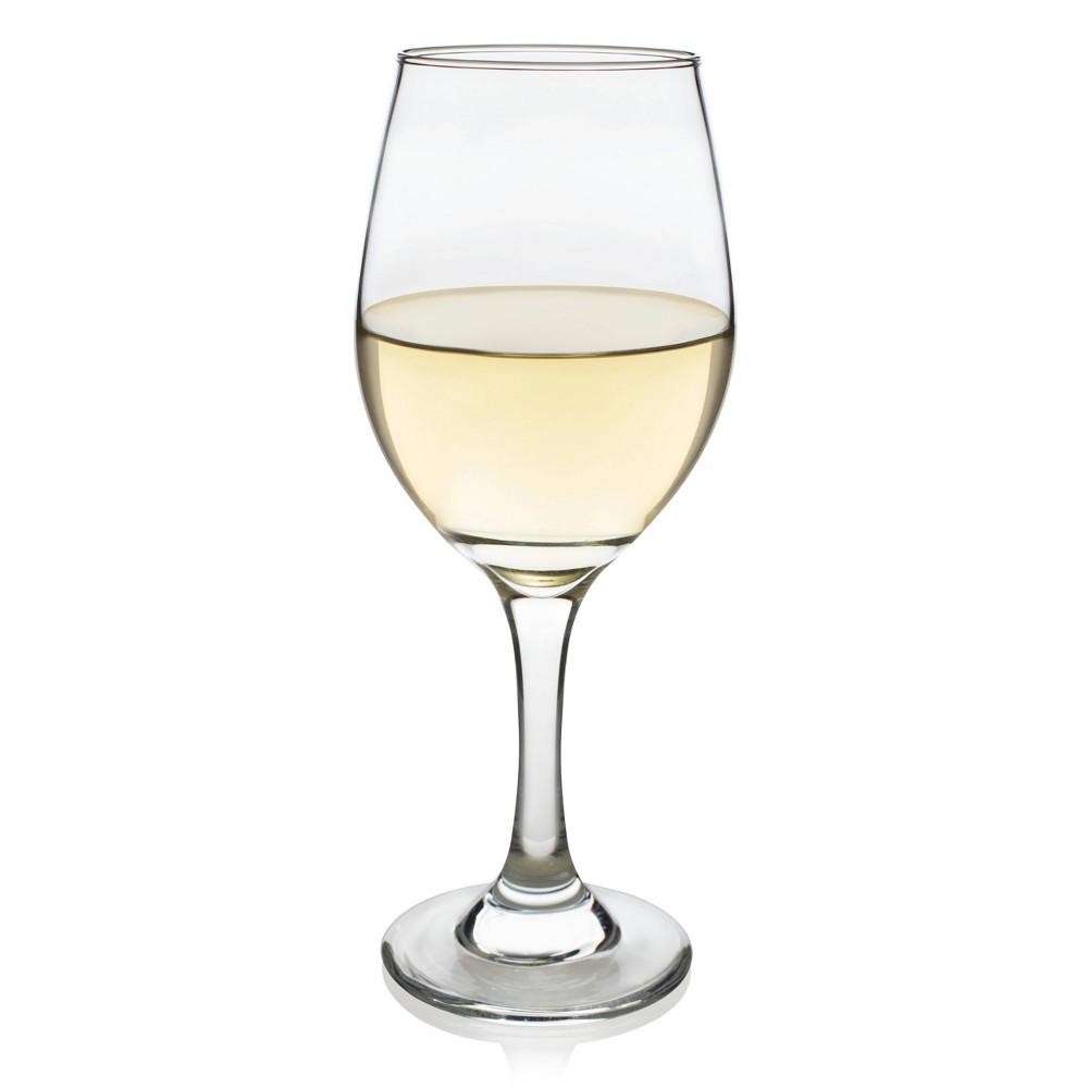 Image of Libbey Basics White Wine Glass 11oz - Set of 4