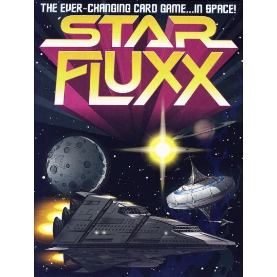 Star Fluxx Card Game, Kids Unisex image number null