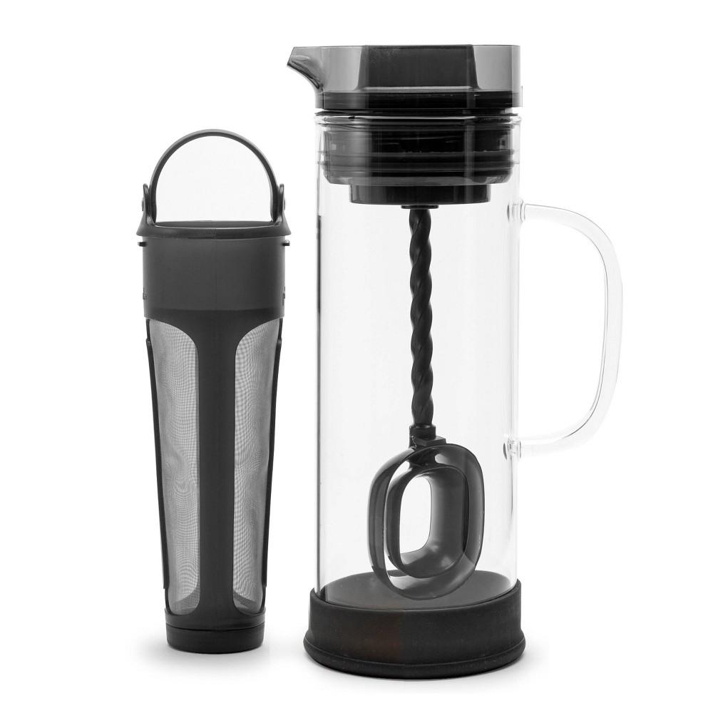 Pimula 6 Cup Cold Brew Coffee Maker Gray