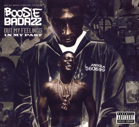 Boosie badazz - Out my feelings in my past [Explicit Lyrics] (CD) - image 1 of 1