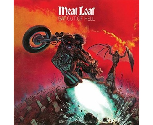 Meat Loaf - Bat Out Of Hell (Vinyl) - image 1 of 1