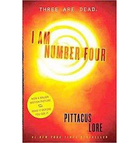 I Am Number Four (Reprint) (Paperback) by Pittacus Lore - image 1 of 1