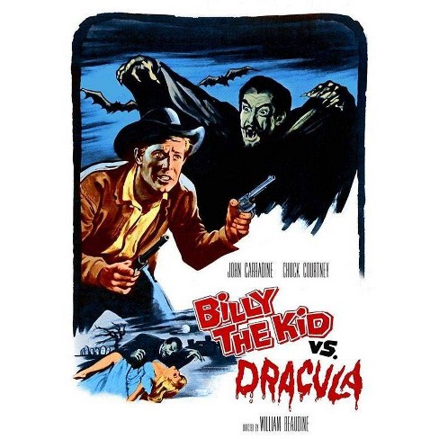 Billy The Kid Vs. Dracula (DVD) - image 1 of 1
