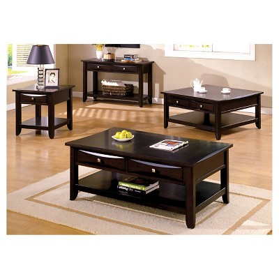 Langley Accent Table Collection - HOMES: Inside + Out