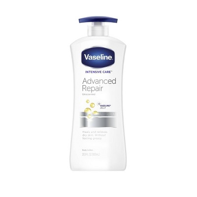 Vaseline Intensive Care Advanced Repair Unscented Lotion 20.3oz