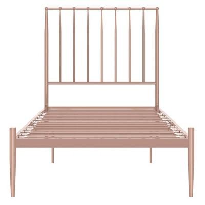 Giulia Modern Metal Bed   Ameriwood Home by Dhp