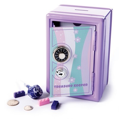 Fat Brain Toys My Treasure Keeper Safe & Bank FB301-1
