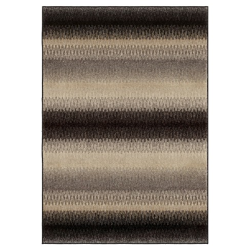 Striped Evening Rug - Orian - image 1 of 5