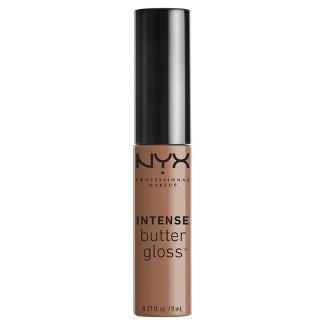NYX Professional Intense Butter Gloss Lip Gloss Cinnamon Roll - 0.27 fl oz