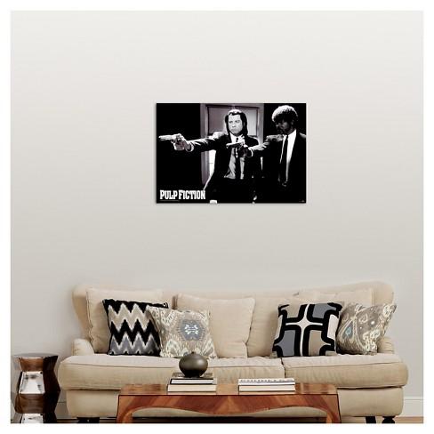 Art.com - Pulp Fiction : Target