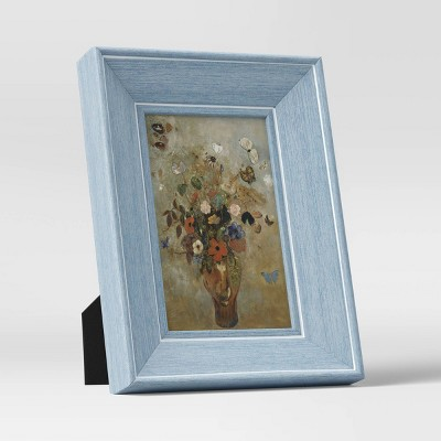"4"" x 6"" Portsmith Tabletop Frame Sky - Threshold™"