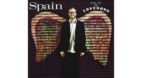 Spain - Live At The Lovesong (CD) - image 1 of 1