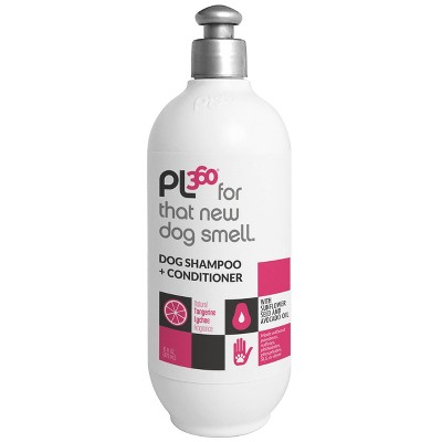 PL360 Shampoo + Conditioner For Dogs -  16oz