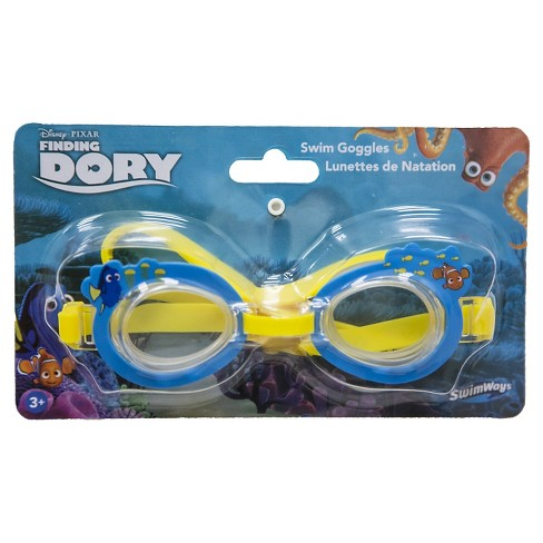 Swim Goggles - Finding Dory - image 1 of 1