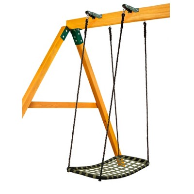Gorilla Playsets Chill 'N Swing with Adjustable Glider Brackets
